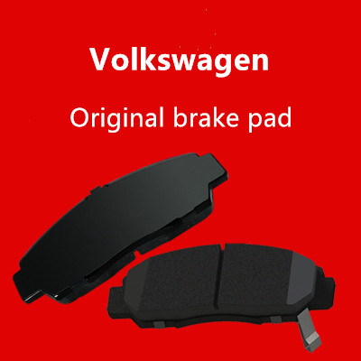 Make For Volkswagen Passat Brake Pad Original Factory Maiteng 1.8T CC Tunguan Original Touan Lingdu Front And Rear Pads