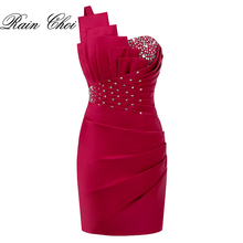 Short Cocktail Dresses 2019 Party Formal Evening Gowns Mini Dress