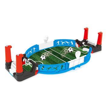 настольный футбол Mini Table Football Match Tabletop Soccer Toys babyfoot Table Games Play Kids Sport Outdoor