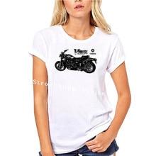 Mens V-max Vmax 1200 1700 Custom T-shirt Summer New men Fashion t shirt