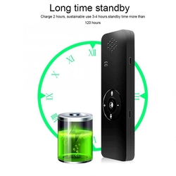 Bluetooth tłumaczenie na język sprzęt Link inteligentny ręczny natychmiastowy cyfrowy Voice Translator tłumaczenie symultaniczne 40 L w Translatory od Elektronika użytkowa na