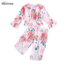 Blotona/комплект из 2 предметов осенняя одежда для маленьких