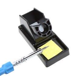 Пластиковый паяльник подставка для припоя база сварочная проволока держатель с губкой