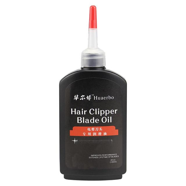 120ml Lubricant Hair Trimmer Blade Electric Clipper Shaver Maintenance Repair Oil Salon Hair Styling Tools