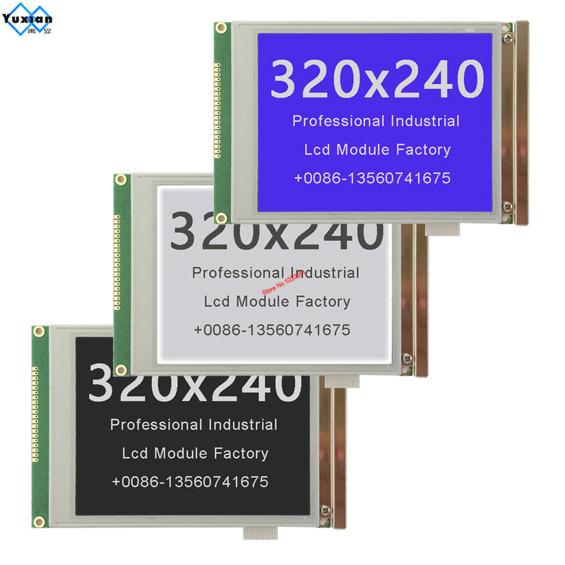 DMF50840 SP14Q005 SP14Q002-A1 14pin  Compatible LCD Module New Brand
