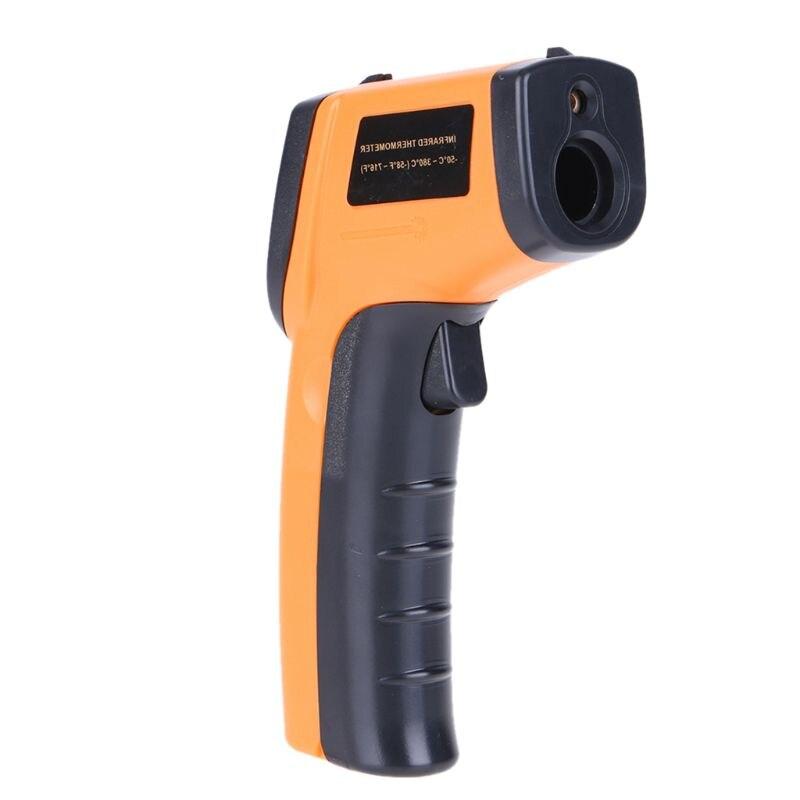 Digitale GM320 Infrarood Thermometer Non Contact Infrarood Thermometer Pyrometer Ir Laser Temperatuur Meter Gun -50 ~ 380 Graden Nieuwe 3