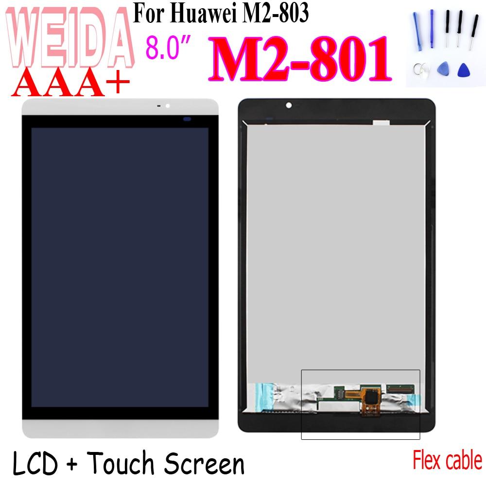 WEIDA M2-801 Lcd 8