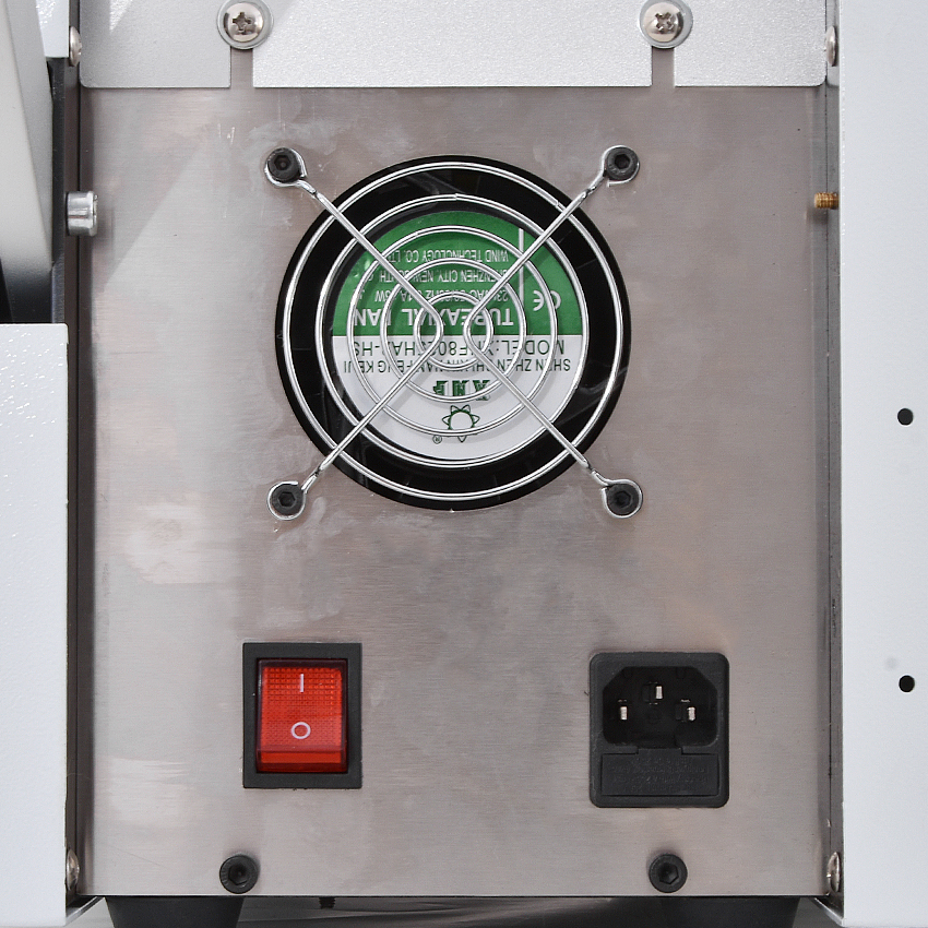Neue Heiße HZX 100 Mikrocomputer Automatische Rohr Schneiden Maschine Wärme schrumpfschlauch PE Schlauch Schneiden Maschine 110V /220V 350W 0 100MM - 2