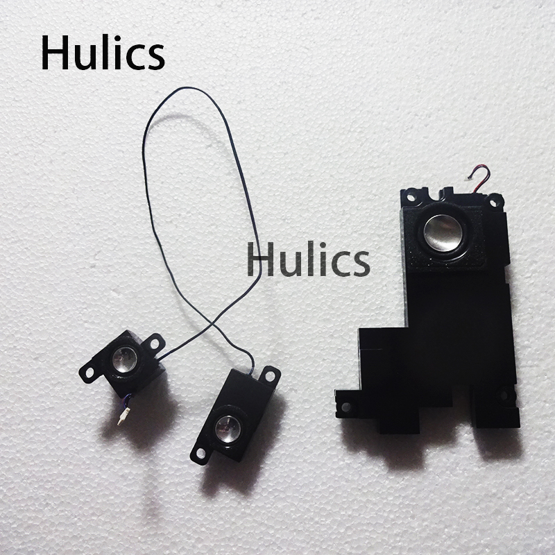 Hulics Original Speakers For Dell XPS 15 L501X L502X TF8VD 0TF8VD CN-0TF8VD PN57G 0PN57G CN-0PN57G Left Right Subwoofer Speaker
