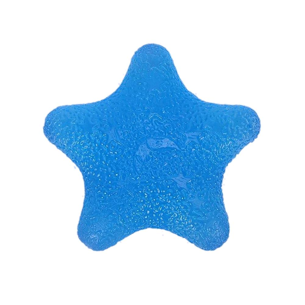 New Silicone Massage Grip Ball Sports Hand Trainer for Pressure Relief Pow Stress Exercise Ring