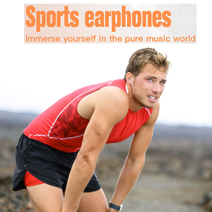 Image 2 - HOCO Original Sport Running Bluetooth Earphone Wireless Headphones With Microphone Stereo surround Bass for iphone huawei Xiaomi