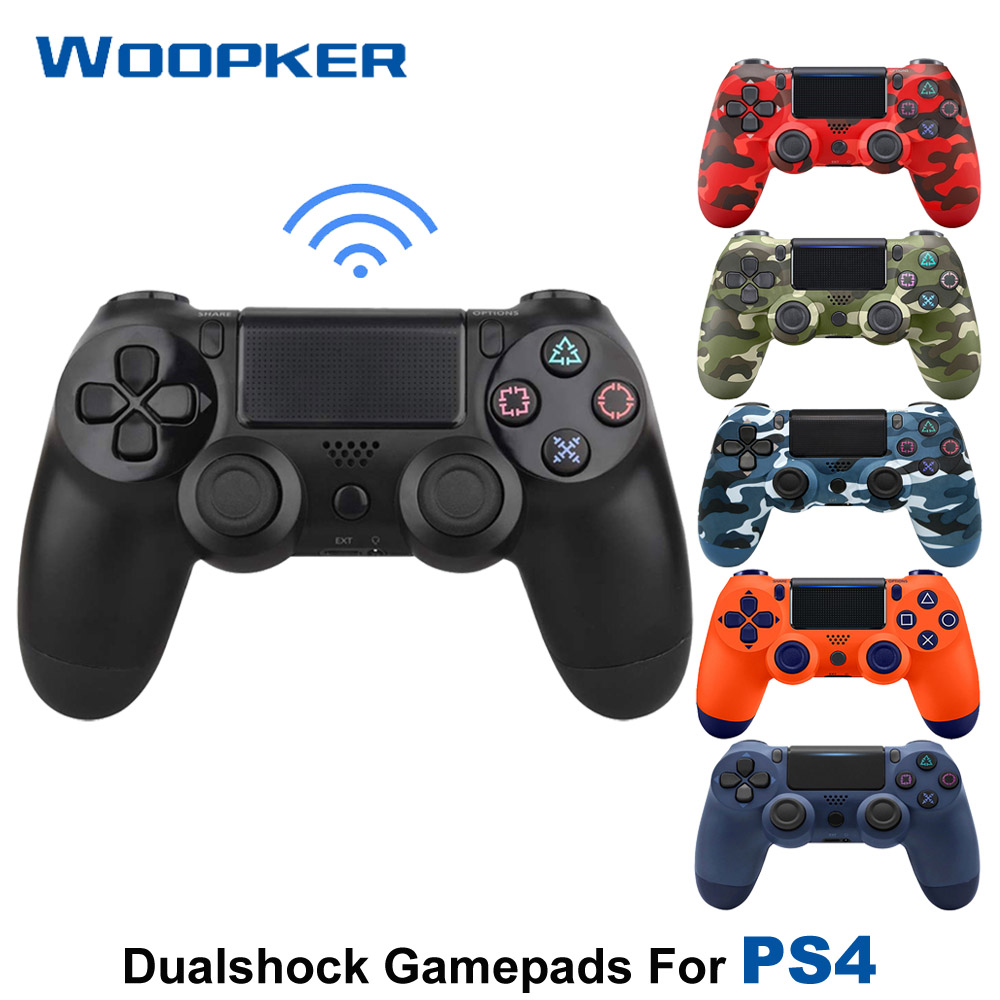 Bluetooth Wireless Joystick For Sony PS4 Controller for Playstation 4 Dualshock 4 For PS4 Gamepad