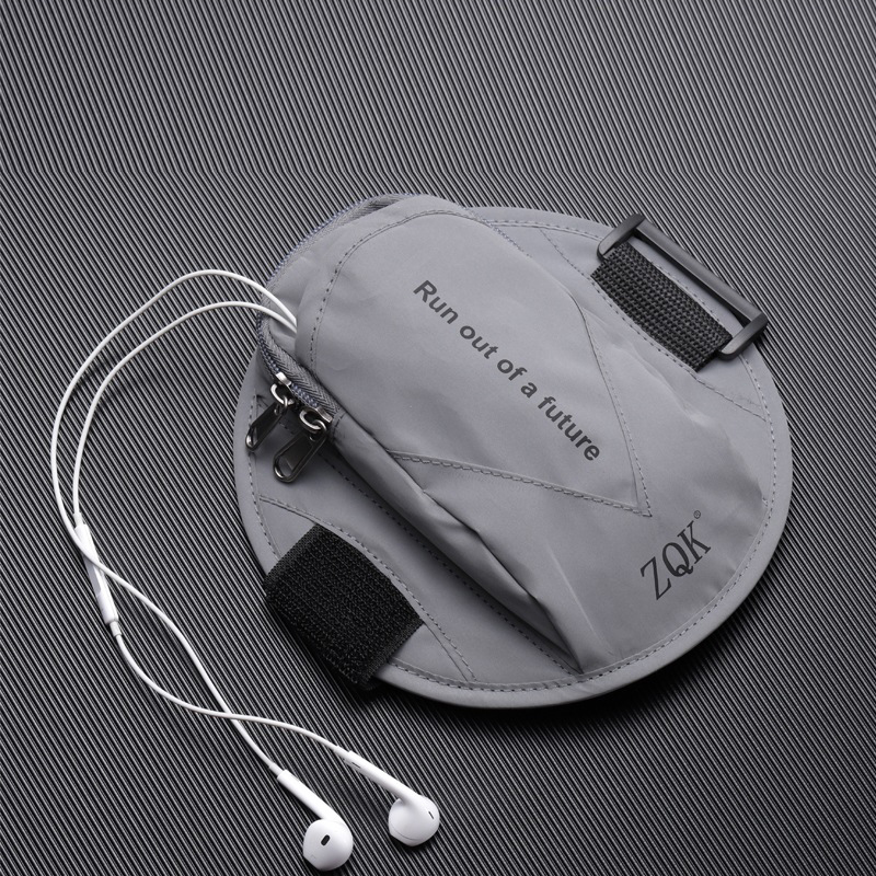 Waterproof Reflective Sports Arm Bag Running Workout Holder For 5-6 Inches Mobile Phone