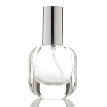10ml Clear Glass Perfume Spray Bottle Fine Mist Atomizer Cosmetic Refillable Portable Liquid Container LX9318