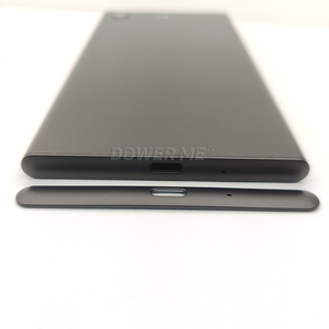 Image 4 - Dower Me Top And Bottom Frame Chassis Up Down Bezel Cover For Sony Xperia XZ1 G8341 G8342 Replacement