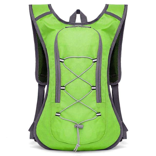 Details about  /Reflective Cycling Water Bag Hydration Backpack Bicycle Riding Bladder Container