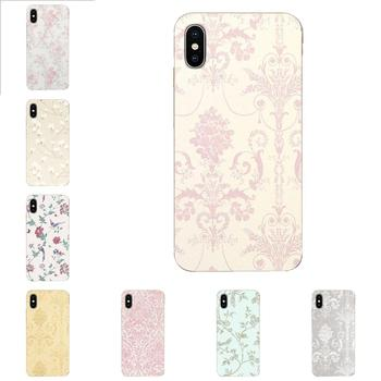 For Samsung Galaxy A51 A71 A81 A90 5G A91 A01 S11 S11E S20 Plus Ultra Soft Cell Phone Cases Laura Ashley Josette image