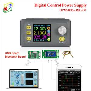Power-Supply-Module Step-Down Rd Dps5005 Voltmeter Communication Dc-Dc 5A Current 50V