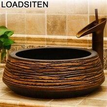 Cuba Para De Mano Umywalka Nablatowa Vessel Lavandino Bagno Waschtisch Vanity Lavabo Pia Banheiro Bathroom Sink Wash Basin