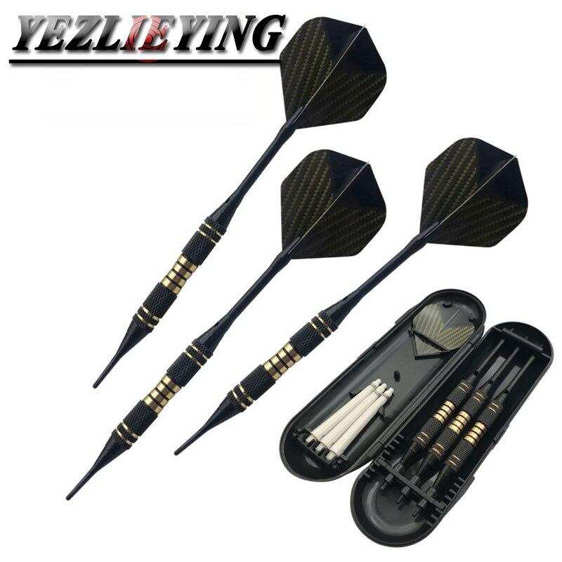 Electronic Darts Soft Tips Needle Point Professional Dartboard Games Sports 3pcs
