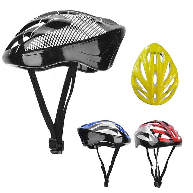 Portátil ao ar livre ciclismo capacete respirável mountain bike equitação ultra light capacetes unisex equipamentos de equitação segurança dropshipping 5