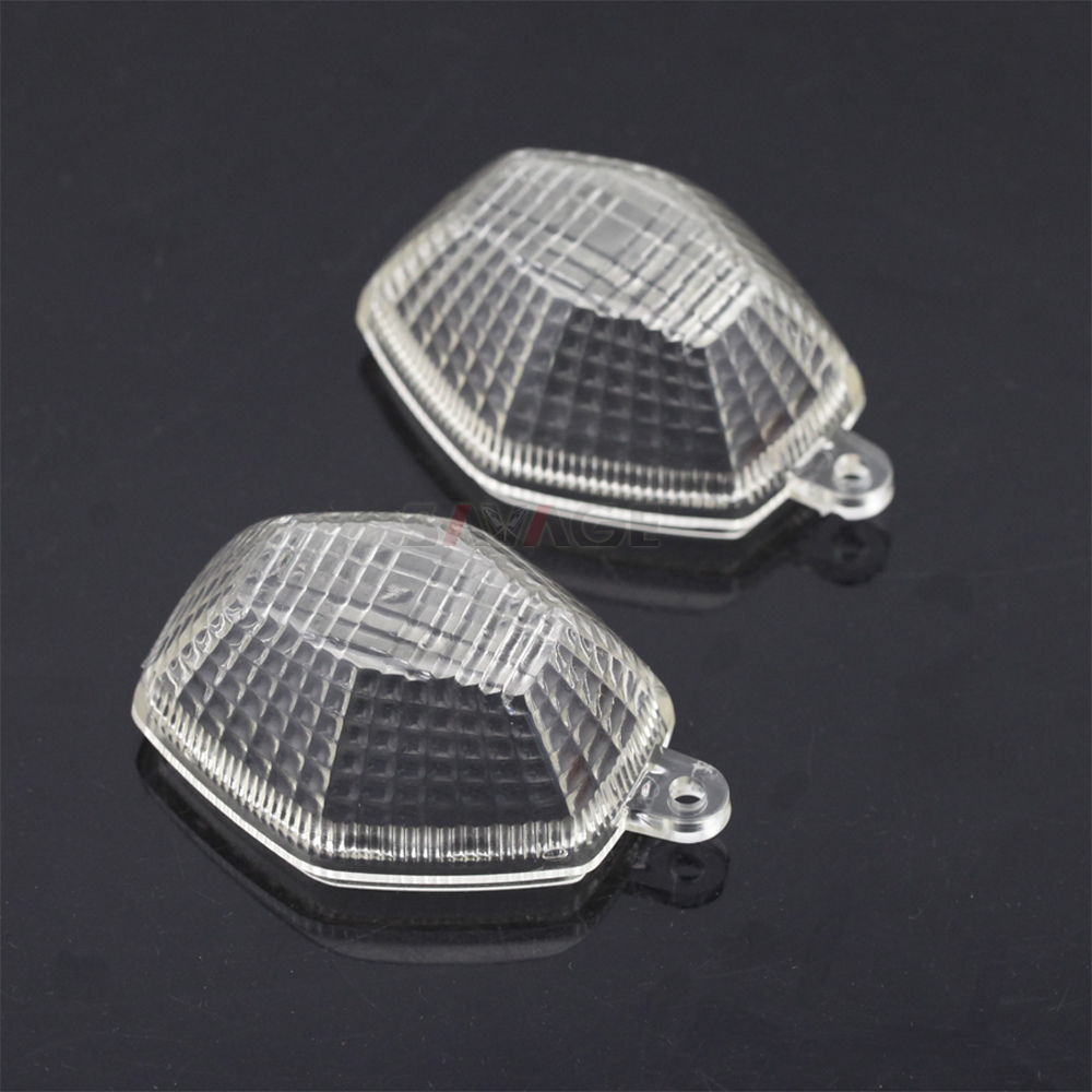 Image 5 - Turn Signal Indicator Light Lens For SUZUKI GSX1250FA GSX650F GSF 1200/1250/650/600 N/S Bandit Motorcycle Front/Rear