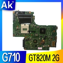 DUMB02 mainboard REV: 2.1 for Lenovo G710 notebook motherboard G710 motherboard Graphics