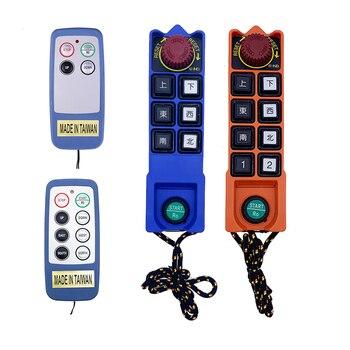 цена на 4 channel 12 volt winch wireless rf remote control switch control radio control crane
