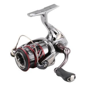 Image 4 - New SHIMANO STRADIC CI4 Spinning Fishing Reel Shallow Spool C2000S C2000HGS 2500S 2500HGS Reel X SHIP HAGANE Body Fishing Tackle