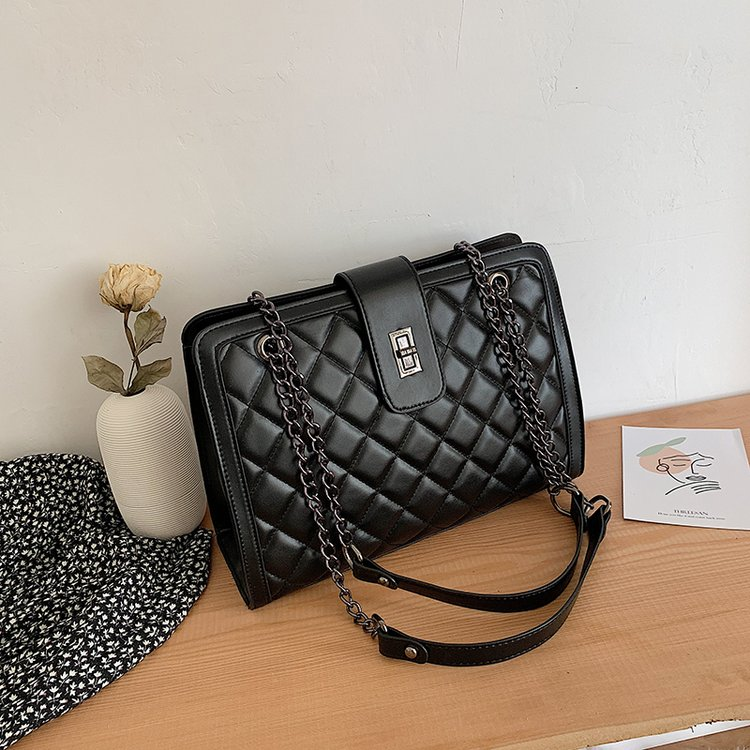 2019 Vintage Women Leather Handbags Female Shoulder Bag Ladies Desinger Large Tote Bags For Girl High Quality Clutch New Bolsas