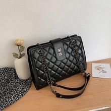 2019 Vintage Women Leather Handbags Female Shoulder Bag Ladies Desinger Large To