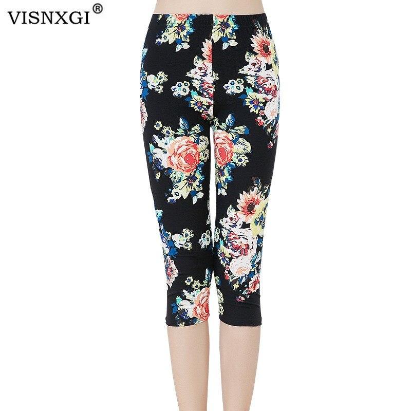 VISNXGI New 2020 Women Jeans Leggings Skinny Slim Thin High Elastic Waist Mid-Calf Pencil Pants Denim Leggings For Women Style