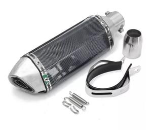 Image 3 - Silenciador db killer para cano de escape, frete grátis, nmax cb650f ybr 125 sv650 cbr250r gsr 600 dirt bicicleta bicicleta