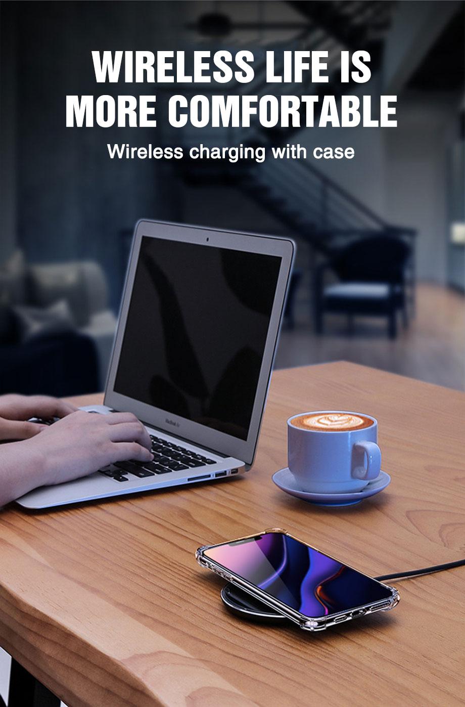 Liquid Silicone Case iPhone 12 Pro Max