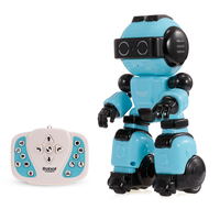 1802 Smart RC Robot Intelligent Early Education RC Toy Music Dance for Preschool Kids