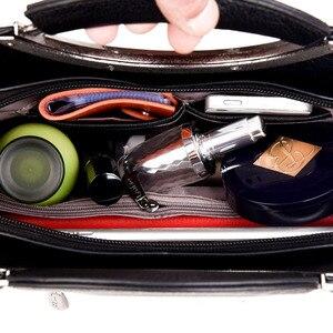 Image 5 - Женская сумка через плечо, из кожи ПУ