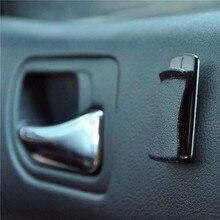 цена на 2x Car Card Bill Holder Clip Hook Accessories sticker For Hyundai IX35 Solaris Accent I30 Tucson Elantra Santa Fe Getz I20 Sonat