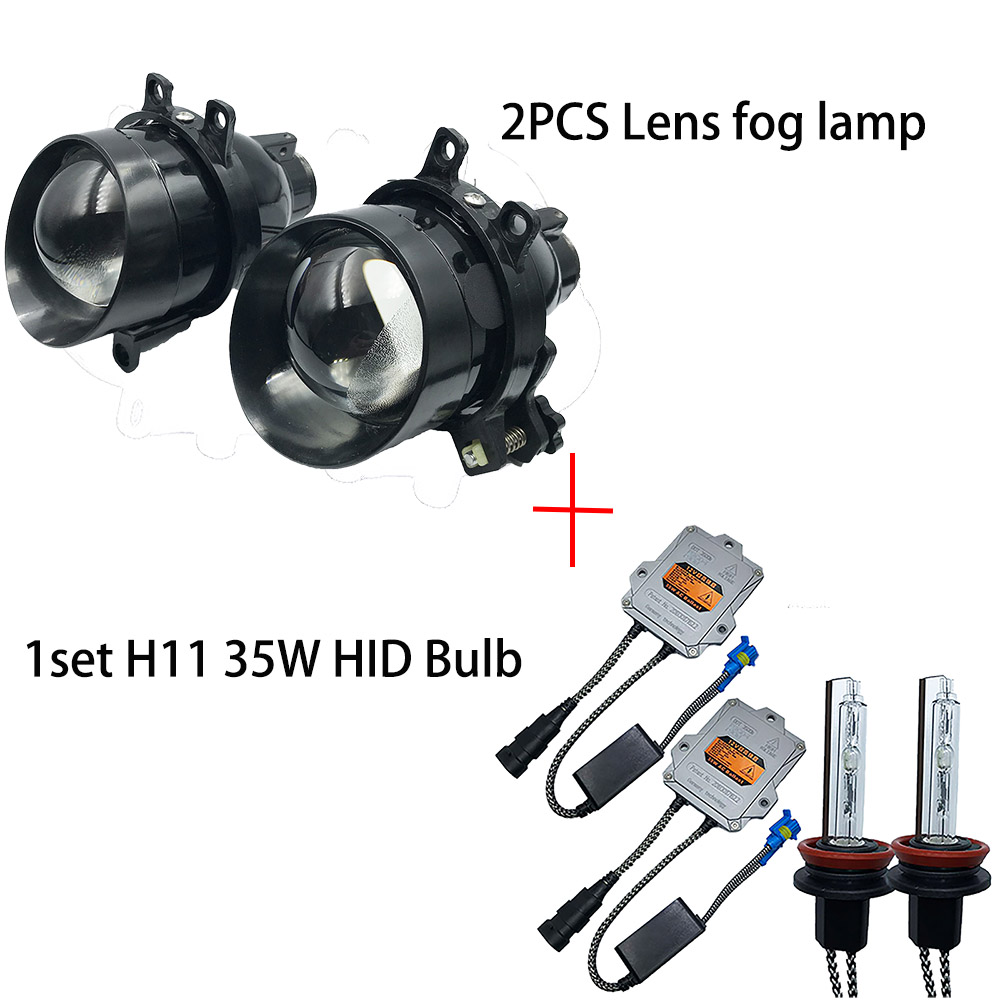 2 x H11 6000K HOD Nebel HALOGENS 55W 12V SUPER helle XENON-Lampe