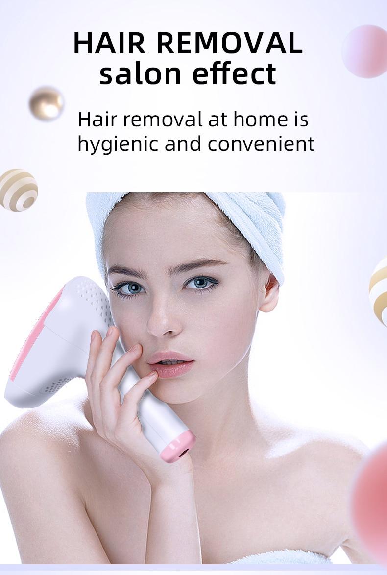 500000 flash profissional permanente ipl depilador depilação