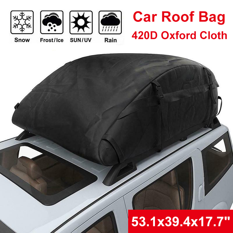 Багажная сумка на крышу автомобиля, 135x100x45 см