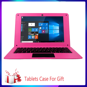 Netbook New 10.1 inch 10 Hd Lightweight and Ultra-Thin 4GB+64GGB Lapbook Laptop Intel N3350 64-Bit Quad Core Netbook