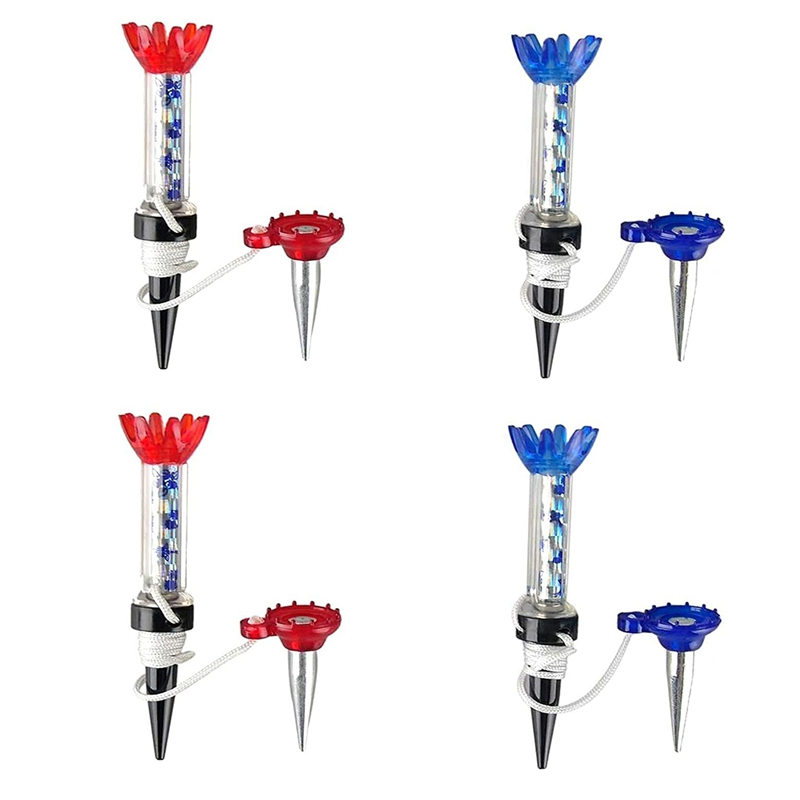 Magnetic Golf Tees 80mm Durable 360 Degree Rotation Tees for Men Women Golf Practice Training