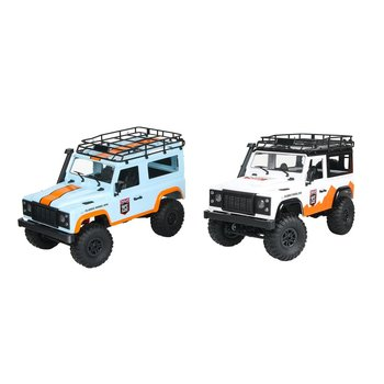 MN-99 1:12 4WD RC Crawler Car 2.4G Remote Control Big Foot Off-road Crawler Military Vehicle Model RTR Toy For Kids Gift