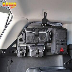 Image 4 - BAWA ชั้นวางด้านหลังอุปกรณ์เสริมสำหรับ Toyota 4Runner Trunk ชั้นวางสำหรับ Toyota 4Runner 2010 + ภายในอุปกรณ์เสริม