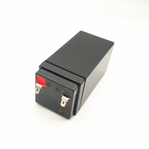 Image 5 - 4V4Ah plastic case Replace lead acid batteries with lithium battery 18650 Storage box