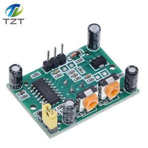 Image 4 - 100 pçs/lote HC SR501 ajustar ir piroelétrico infravermelho pir sensor de movimento detector módulo para arduino para raspberry pi kits