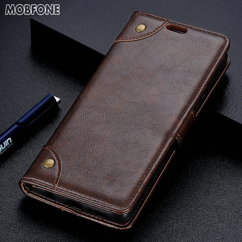 Flip Wallet For Xiaomi Redmi Note 8 Pro Note8 8T Business Leather Case On Redmi 8 8A 7 7a Stand Fundas Book Redmi Note 7 Pro Bag|Wallet Cases| |  - title=