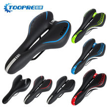 цена на Bicycle Seat Bike Saddle Plastic Bicycle Seat Road Wide Adult Soft Black Hollow MTB Cushion Cycling Saddle Mtb Bike Parts