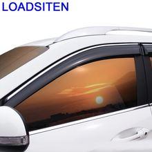 цена на Accessories Parts Styling Modification Window Visor Car Anti Rain Awnings Shelters FOR Mitsubishi ASX Lancer-ex Outlander Pajero