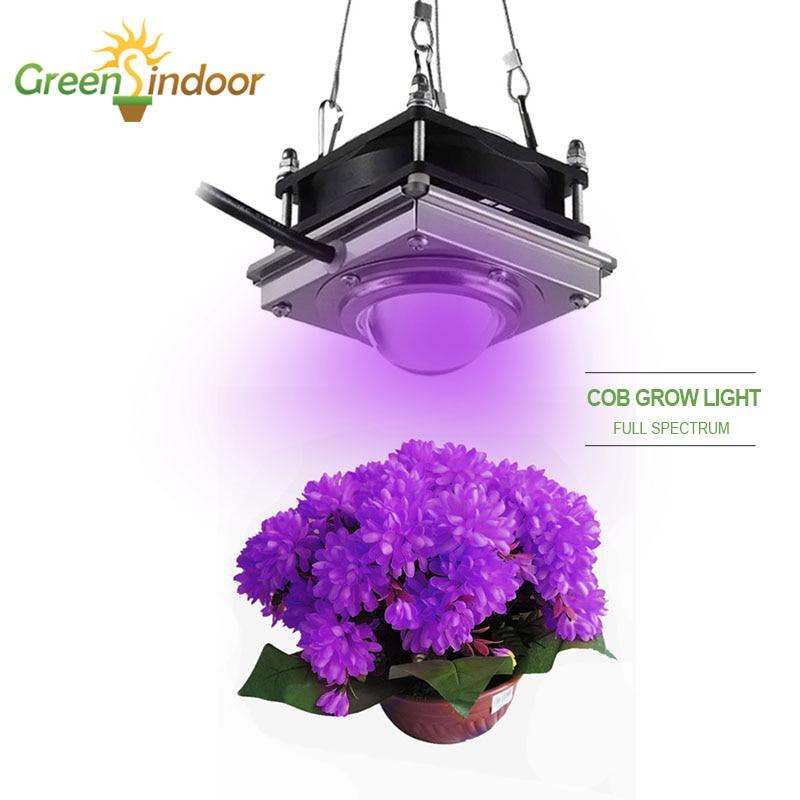 Indoor COB Led Grow Light Full Spectrum 150W Phyto Lamp For Plants Flowers Grow Tent Room Lighting For Seedlings Herbs Fitolamp